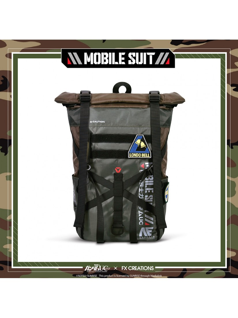 Gundam UC Crossover Series - Gear Up Collection Backpack