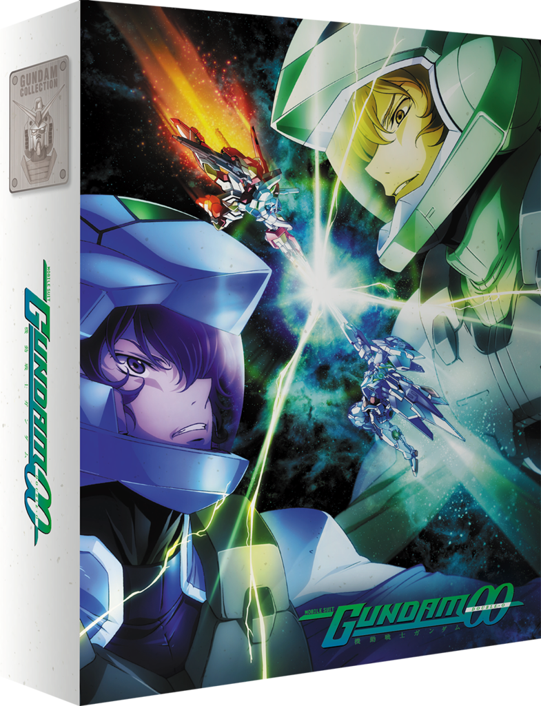 Mobile Suit Gundam 00: Film and OVA's Blu-ray Collector's Edition
