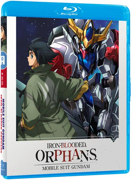 Mobile Suit Gundam Iron-Blooded Orphans - Part 2 Blu-ray (Limited Edition)
