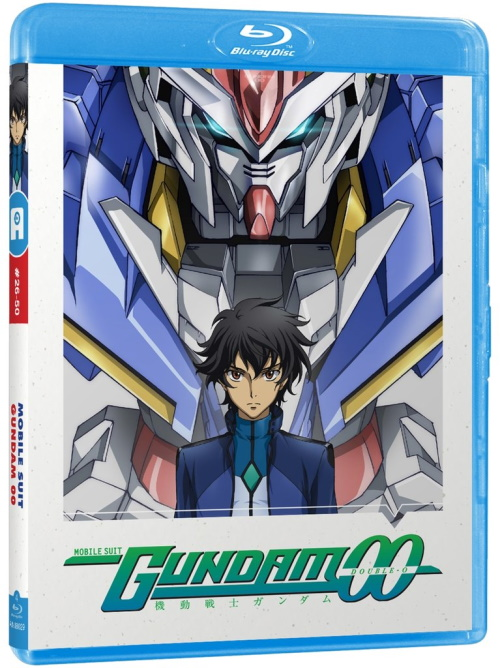 Mobile Suit Gundam 00: Part 2 - Blu-ray Collector's Edition