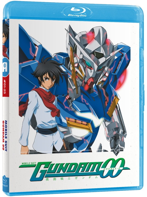 Mobile Suit Gundam 00: Part 1 - Blu-ray Collector's Edition