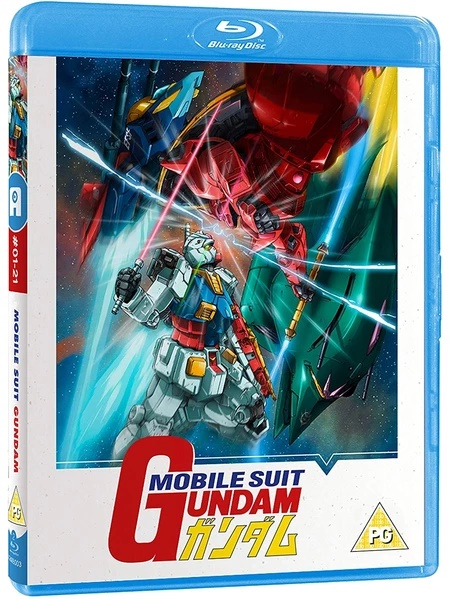 Mobile Suit Gundam - Part 1 of 2 Blu-ray