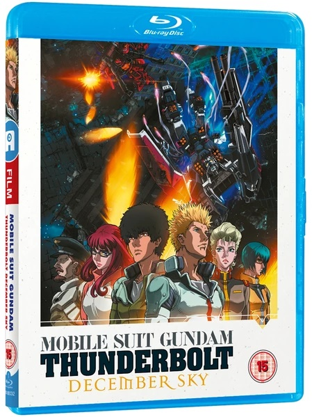 Gundam Thunderbolt: December Sky - Blu-ray