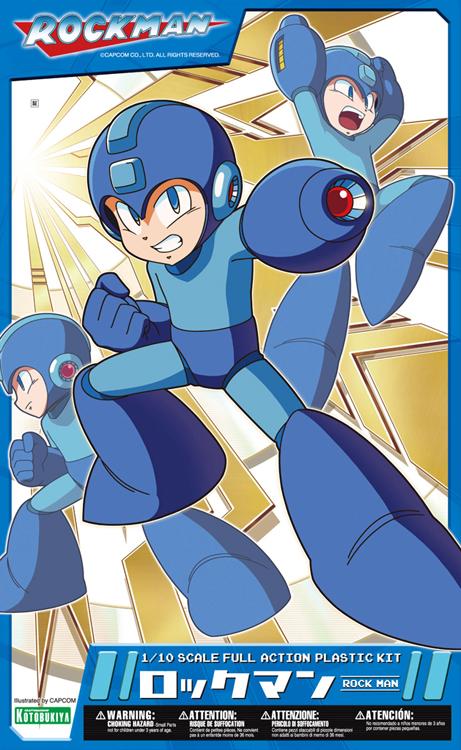 1/10 Megaman