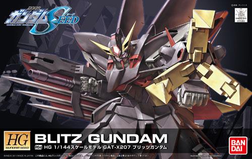 1/144 HG Blitz Gundam