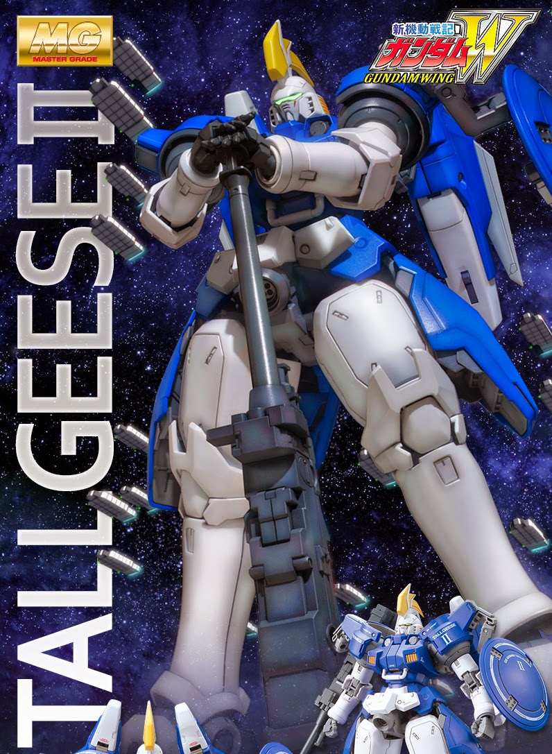 1/100 MG Tallgeese II (Web Exclusive)