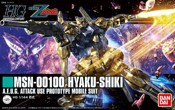 1/144 HGUC Revive Type 100 Hyakushiki