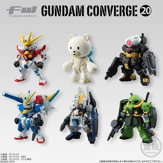 FW Gundam Converge #20