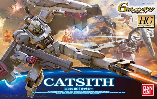 1/144 HG Catsith