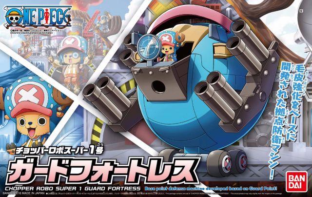 Chopper Robot Super 01 Guard Fortress