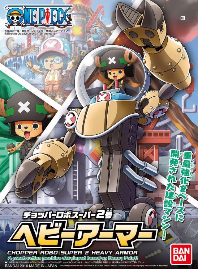 Chopper Robot Super 02 Heavy Armour