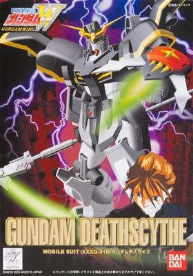 1/144 Gundam Deathscythe (with figure)