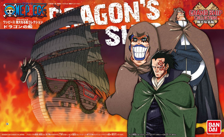 Dragon's Ship: Grand Ship Collection