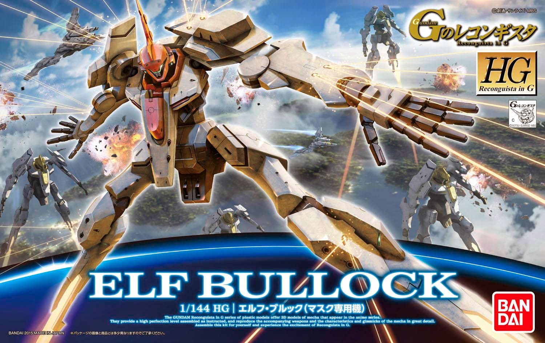 1/144 HG Elf Bullock