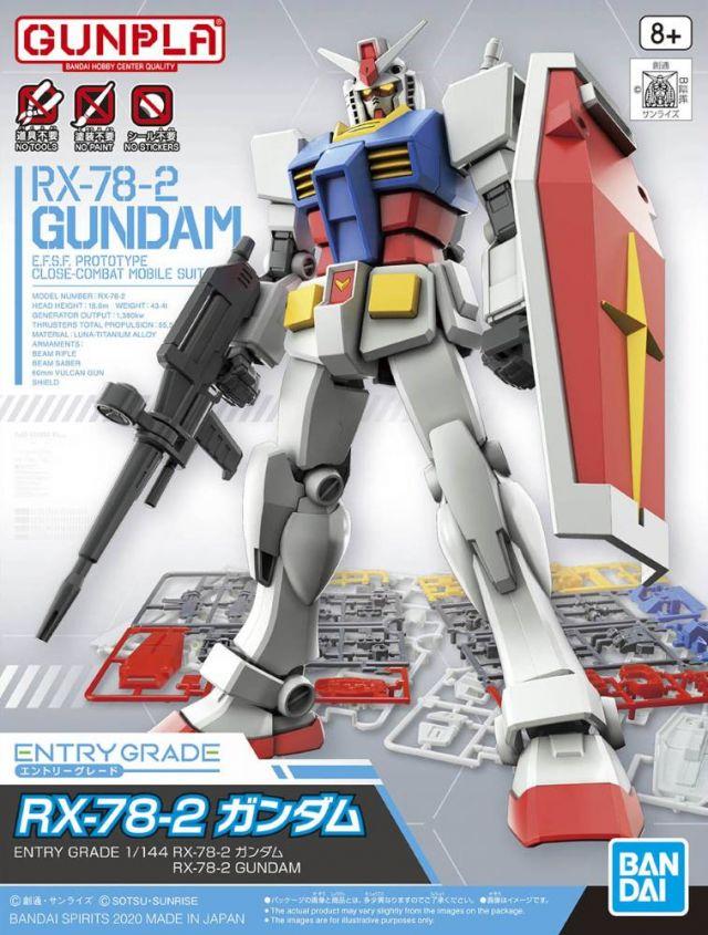 1/144 Entry Grade RX-78-2