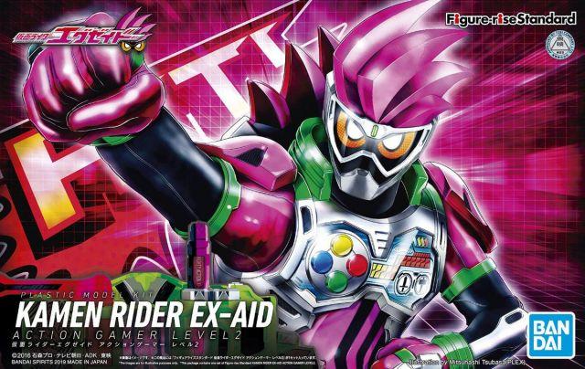 Figure-rise Kamen Rider Ex-Aid Action Gamer Level 2
