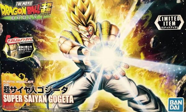Figure-rise Standard Super Saiyan Gogeta (Limited Edition)