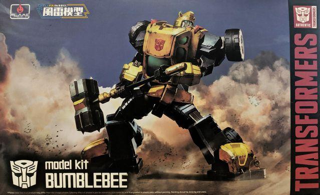 Flame Toys Bumblebee