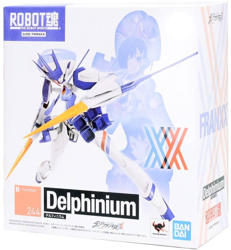 Robot Damashii [SIDE FRANXX] Delphinium