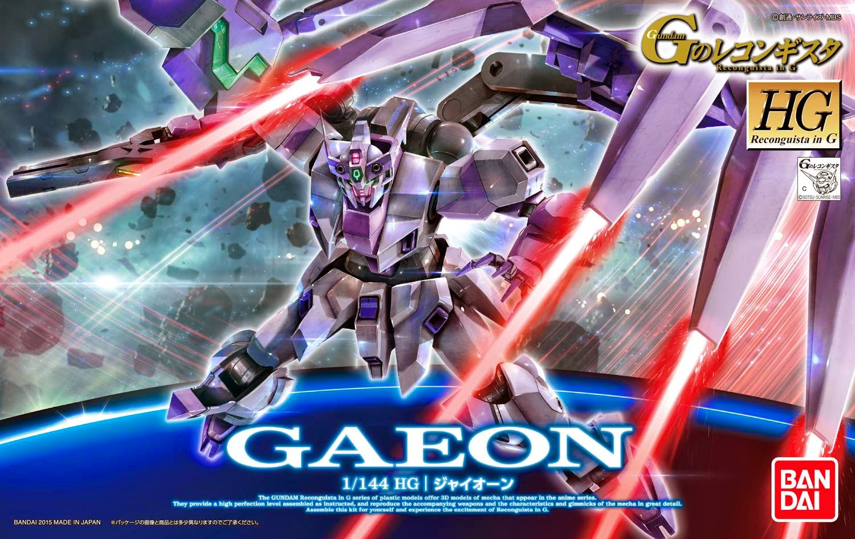 1/144 HG Gaeon