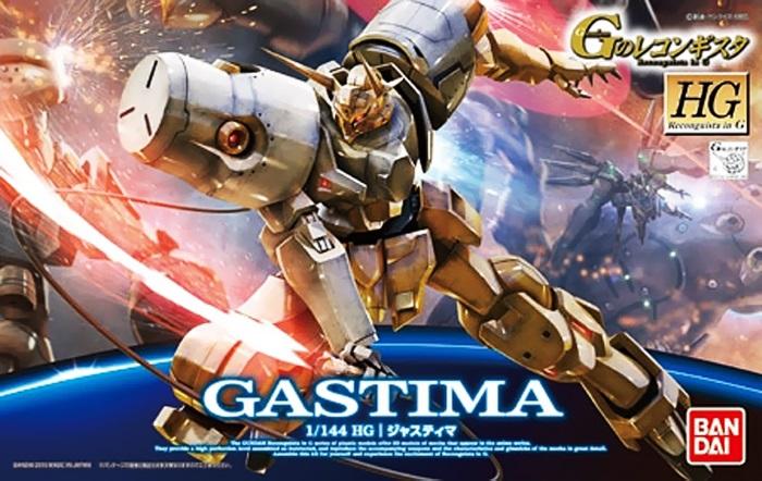 1/144 HG Gastima