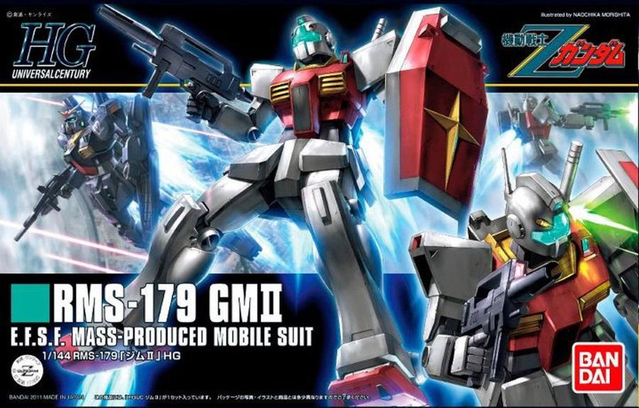 1/144 HGUC RMS-179 GM II