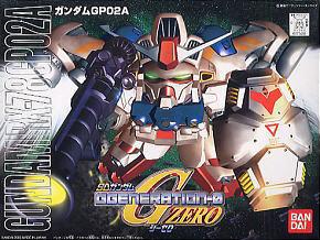 BB Gundam RX-78 GP02A (No 202)