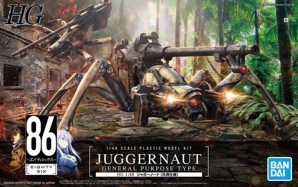 1/48 HG Juggernaut (General Use)
