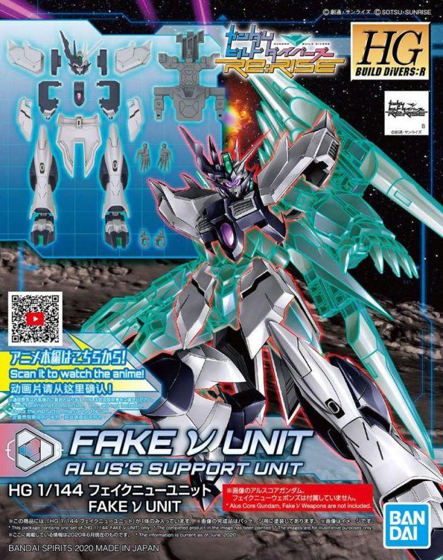 1/144 HGBD:R Fake Nu Unit