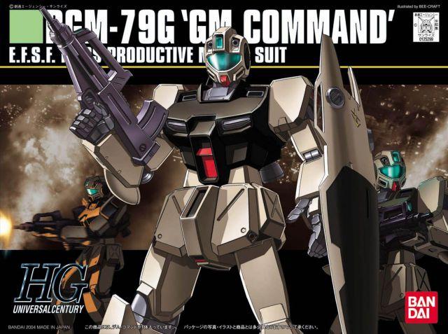 1/144 HGUC GM Command
