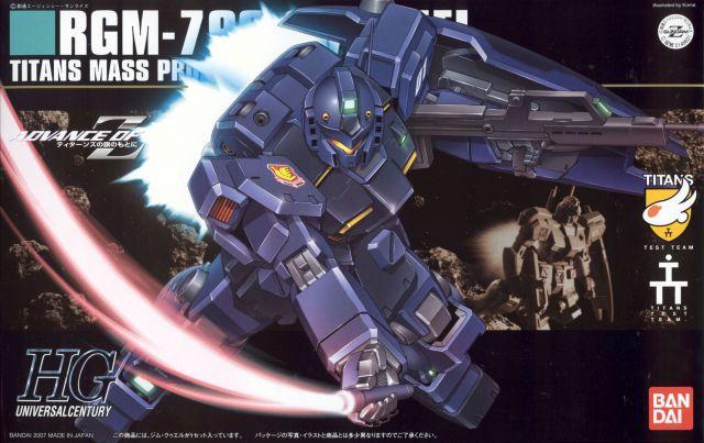 1/144 HGUC RGM-79Q GM Quel