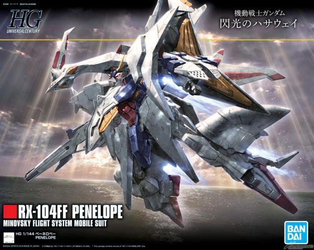 1/144 HGUC RX-104FF Penelope