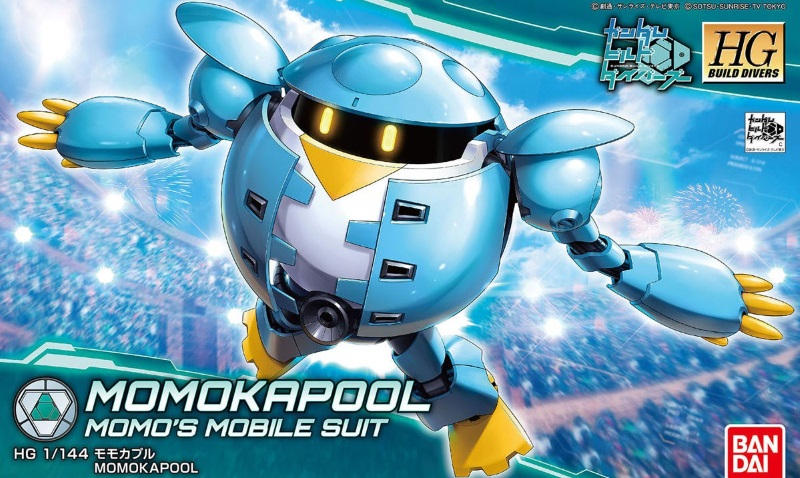 1/144 HGBD Momokapool