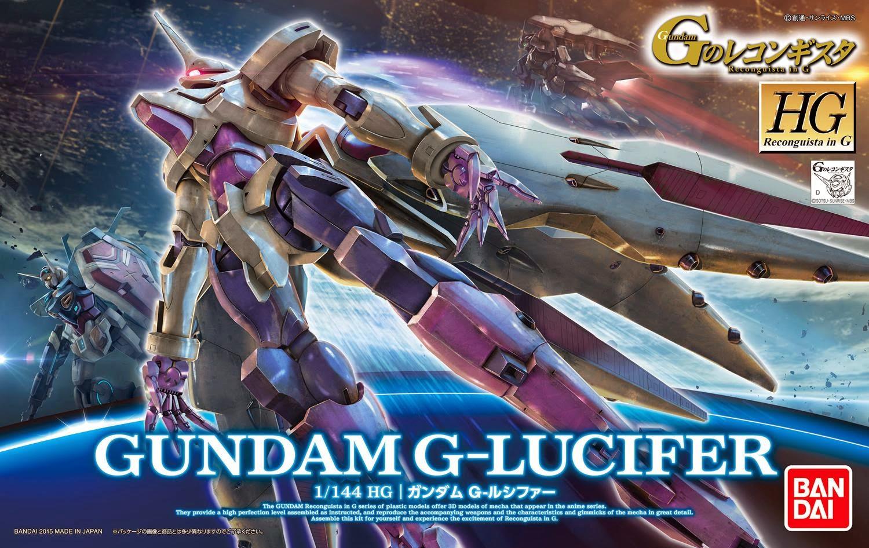 1/144 HG G-Lucifer