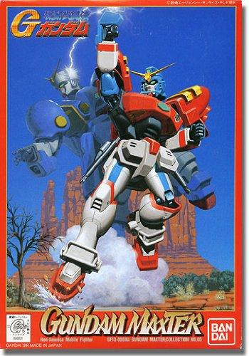 1/144 Gundam Maxter