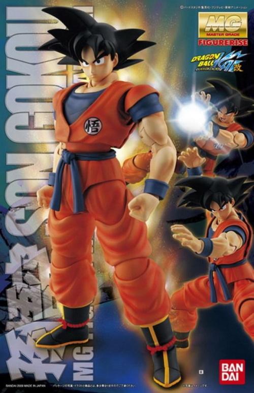 1/8 MG Figure-rise Son Goku