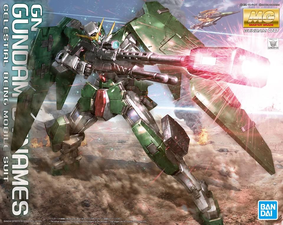 1/100 MG Gundam Dynames