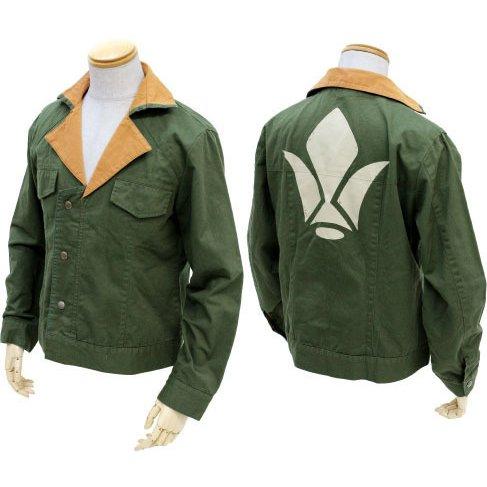 Mobile Suit Gundam: Iron-Blooded Orphans Tekkadan Design Jacket XL