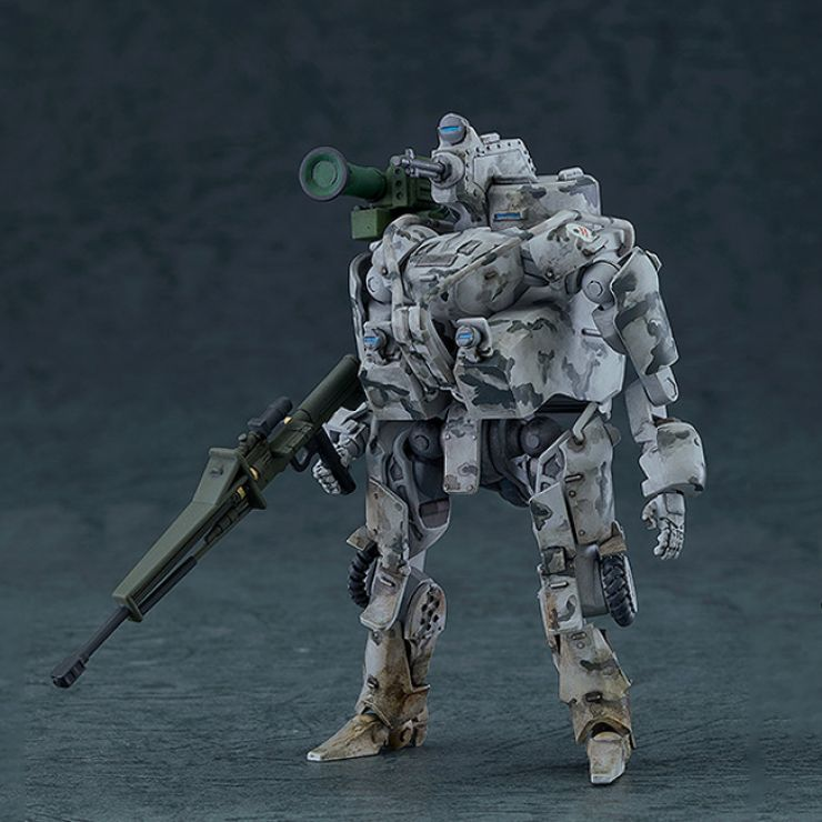 1/35 Moderoid Military Armed Exoframe