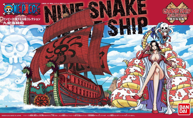Nine Snake Ship: Grand Ship Collection
