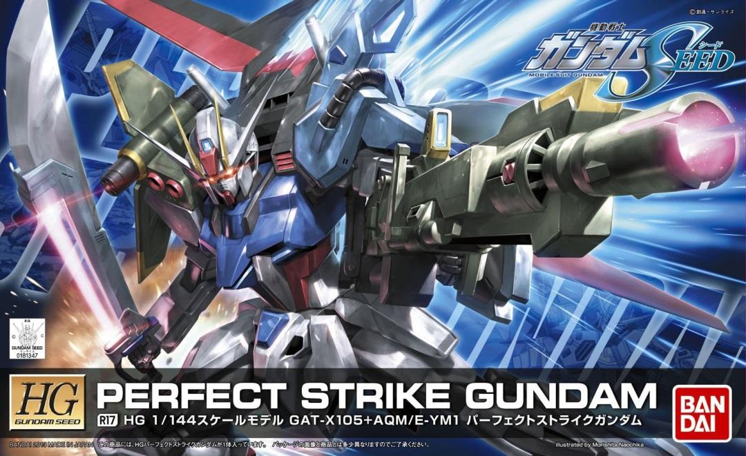 1/144 HG Perfect Strike Gundam