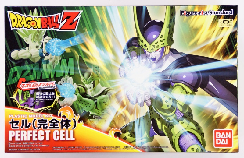 Figure-rise Standard Perfect Cell