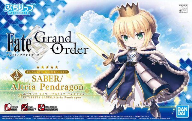 Petitrits Saber Altria Pendragon (Fate Grand Order)