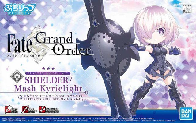 Petitrits Shielder Mash Kyrielight (Fate Grand Order)