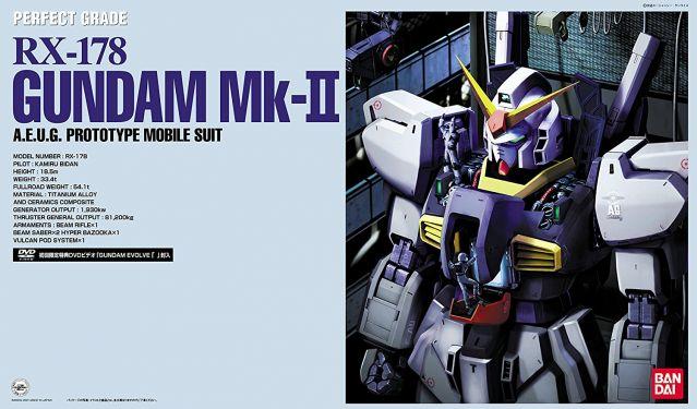 1/60 PG Gundam Mk. II AEUG