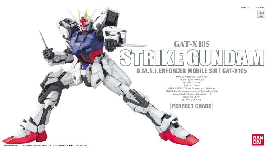 1/60 PG Strike Gundam