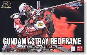 1/144 HG Gundam Astray Red Frame