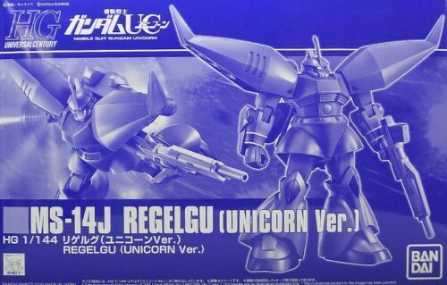 1/144 HGUC ReGelgu (Unicorn Ver.)