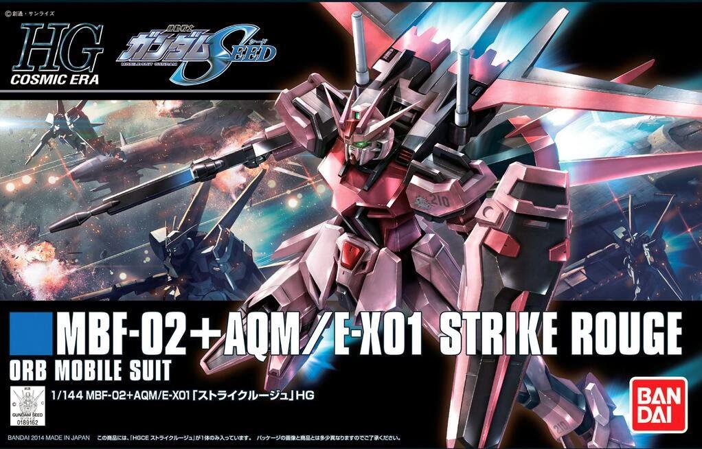 1/144 HGCE Strike Rouge