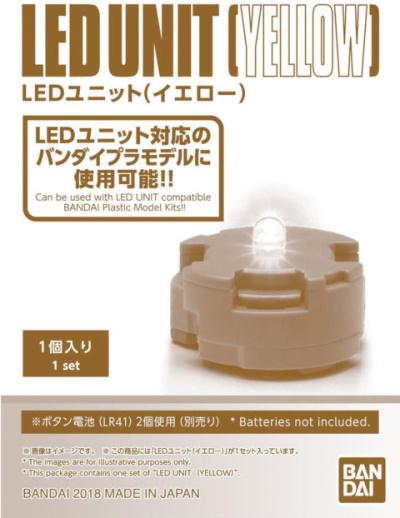 LED Unit Yellow